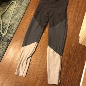 champion colorblock tights, size xs
